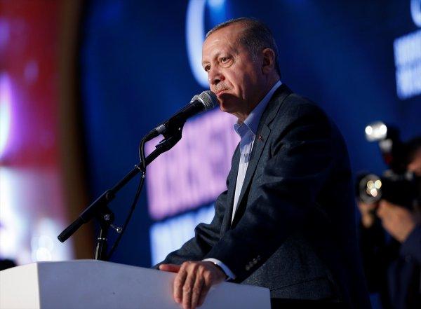 Cumhurbaşkanı Erdoğan: Türkiye gelişmiş ülkelerin önünde