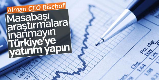 Jens Bischof: Türkiye sıçrama yaşadı