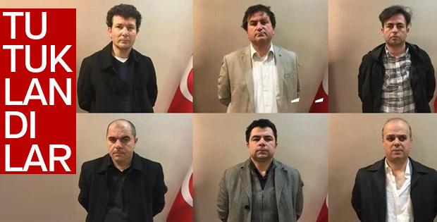 Kosova'da yakalanan FETÖ'cüler tutuklandı