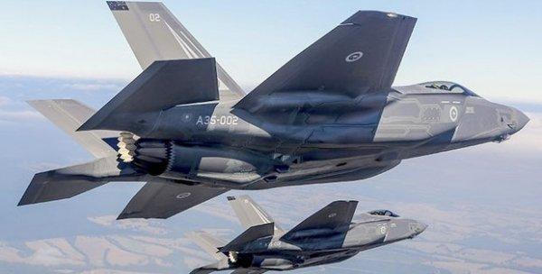 ABD'li komutan: Türkiye'ye F-35 verilecek