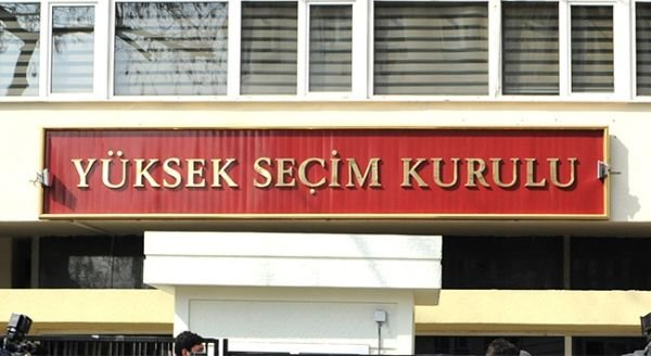 YSK seçimlere katılabilecek partileri açıkladı
