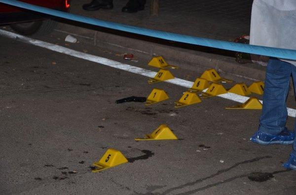 Eskişehir'de silahlı kavga: 3 yaralı
