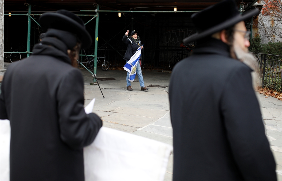 Siyonizm Karşıtı Yahudiler Örgütü'nden Kudüs tepkisi