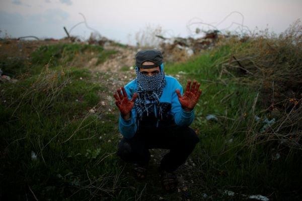 İsrail askerleri Gazze'de 9 Filistinliyi vurdu
