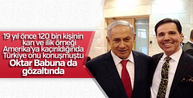 Oktar Babuna gözaltına alındı