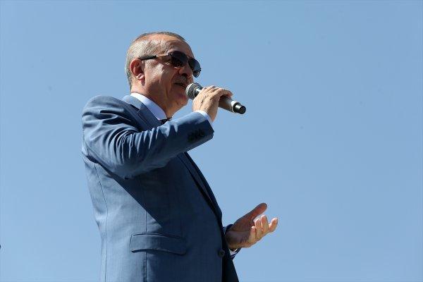 Başkan Erdoğan: Fetih zulme karşı başkaldırıdır