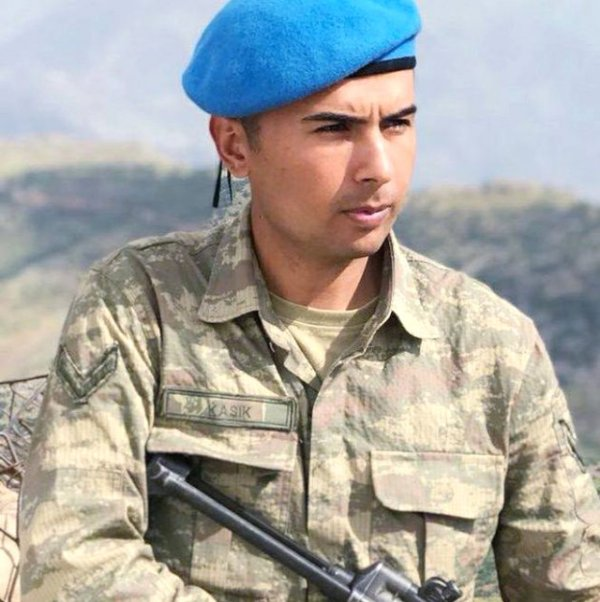 Hakkari'de şehit olan 7 askerimizin kimlik bilgileri