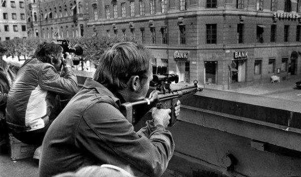 Bir rehinenin duyduğu bağlılık: Stockholm Sendromu