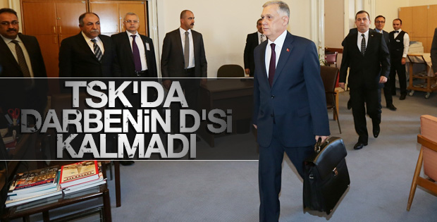 Orgeneral Ümit Dündar, Meclis'te 15 Temmuz'u anlattı