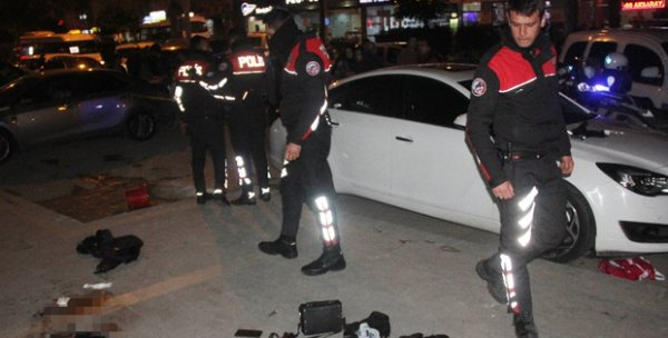 Adana'da barış teklifini kabul etmeyen eski eşini vurdu