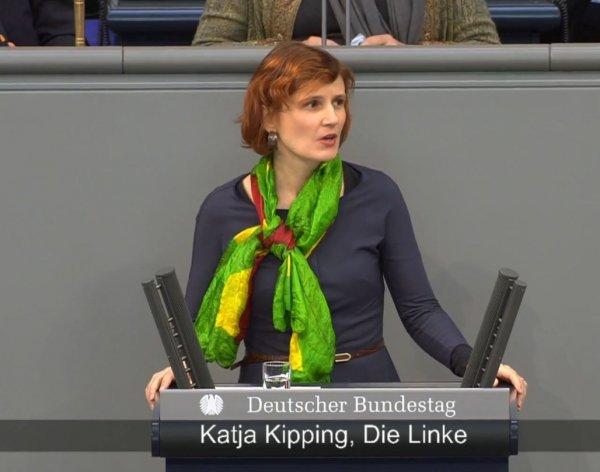 Almanya meclisi Zeytin Dalı Harekatı'nı tartıştı