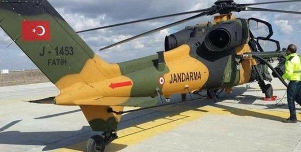 Jandarma'ya ilk ATAK teslim edildi