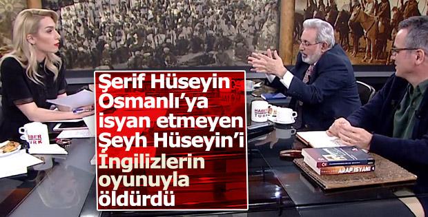 Prof. Dr. Kurşun, Şerif Hüseyin'in ihanetini anlattı
