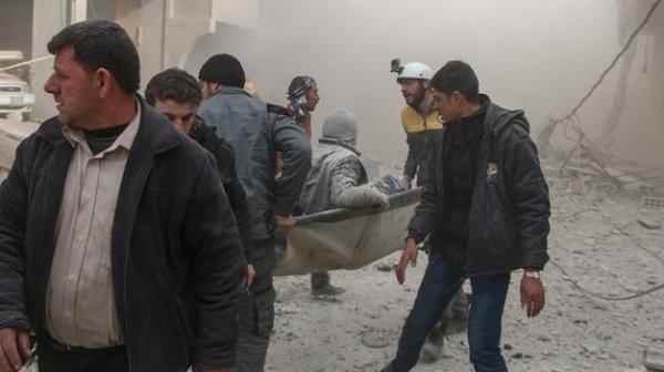 ABD Esad'ın saldırılarından endişeli