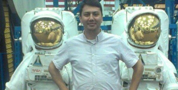 NASA çalışanı Serkan Gölge'ye FETÖ'den hapis cezası