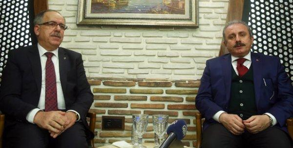 Erdoğan ve Bahçeli'nin görüşmesinin ardından ilk açıklama