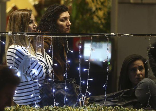 Ankara'da intihar girişimi korkulu anlar yaşattı
