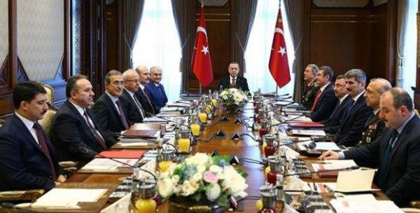 Savunma Sanayii ve Erdoğan projeleri değerlendirdi