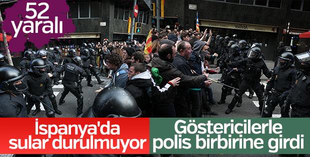 Puigdemont gözaltına alındı, İspanya karıştı