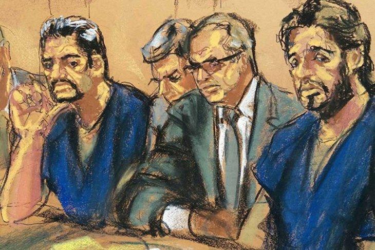 Zarrab'ın konuştuğu duruşmada FETÖ'cüler de yer aldı