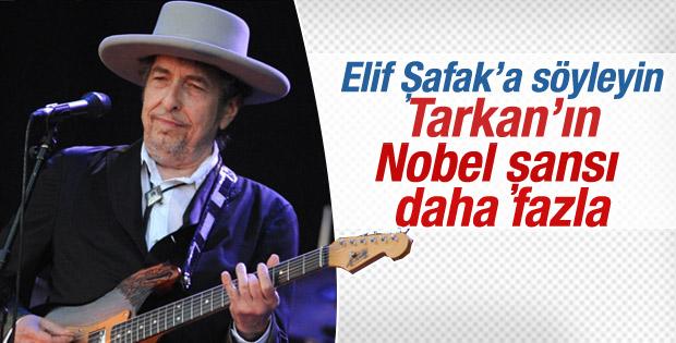 Nobel Edebiyat Ödülü'nü Bob Dylan kazandı