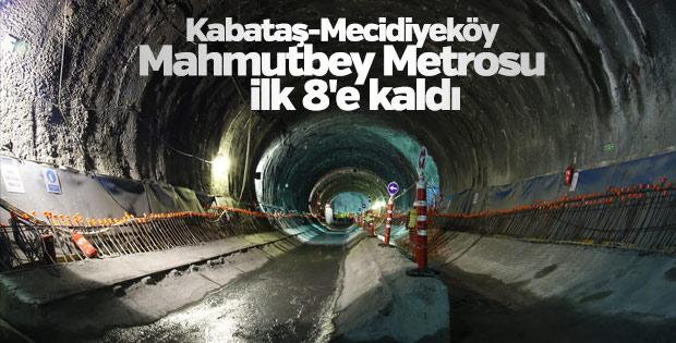 Kabataş- Mahmutbey Metrosu Türkiye'nin gururu oldu