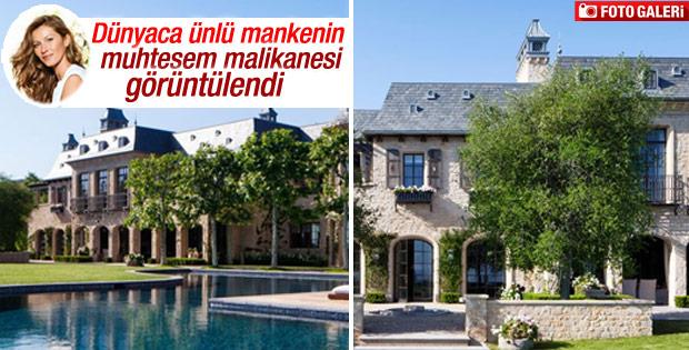 Gisele Bündchen'nin Los Angeles'taki muhteşem evi