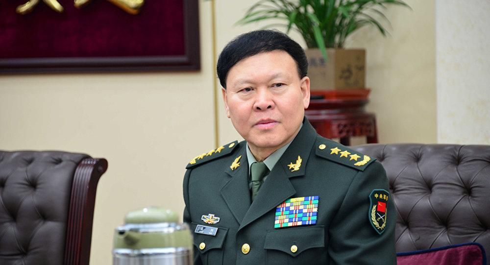 Yolsuzlukla suçlanan Çinli general intihar etti