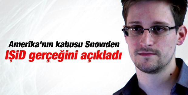 Snowden: IŞİD liderini MOSSAD eğitti