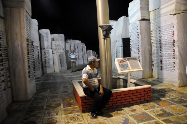 17 Ağustos depreminde hayatını kaybedenler anıldı