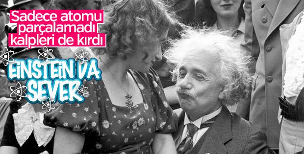 Einstein ve sadakatsiz ilişkileri