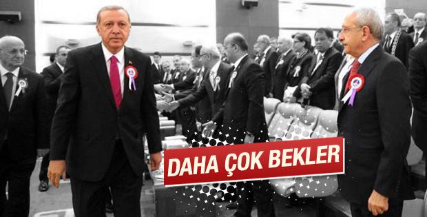 Erdoğan neden Kılıçdaroğlu'nun elini sıkmadı