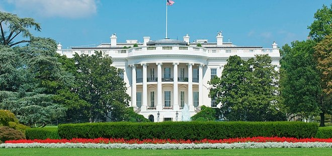 Beyaz Saray'ı fareler bastı
