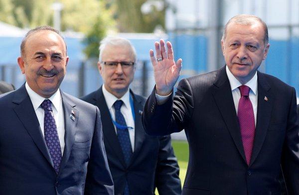 Başkan Erdoğan Brüksel'deki NATO zirvesinde