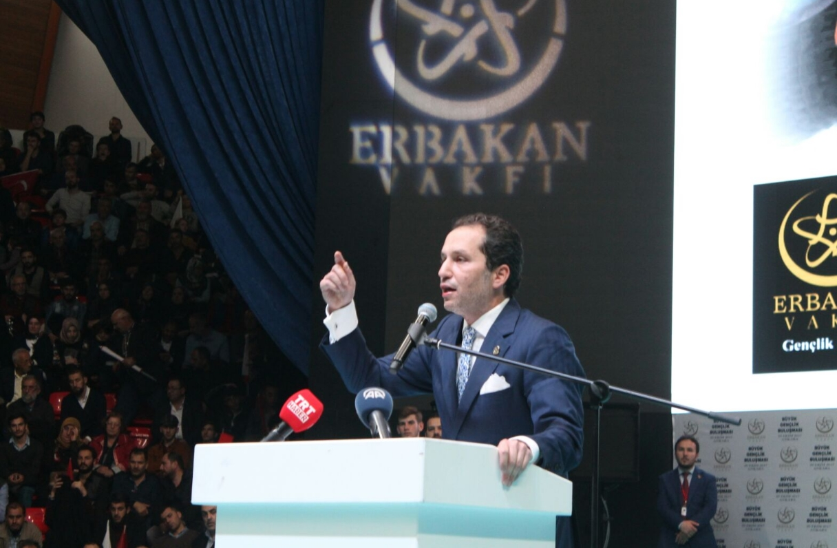 Fatih Erbakan açıkladı: Parti kuruyorum