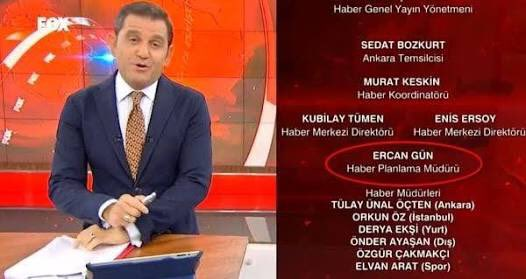 Ercan Gün'ün FETÖ ile ilişkisi ortaya çıktı