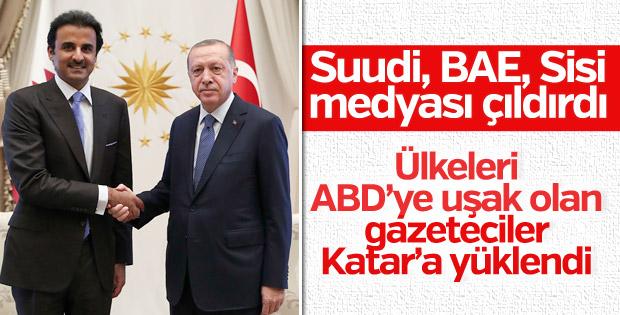 Katar'ın Türkiye'ye yatırımı Arap medyasını kızdırdı