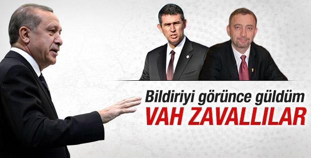 Cumhurbaşkanı Erdoğan Barolar Birliğine tepki gösterdi