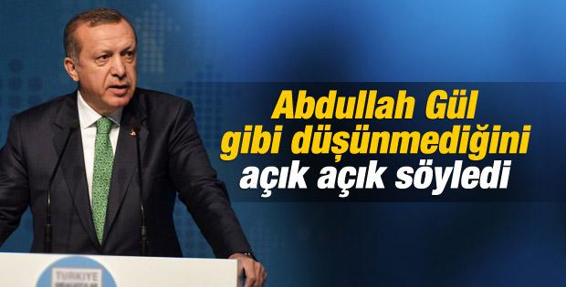 Erdoğan: Sisi'ye giden tebrik kabul edilemez İZLE