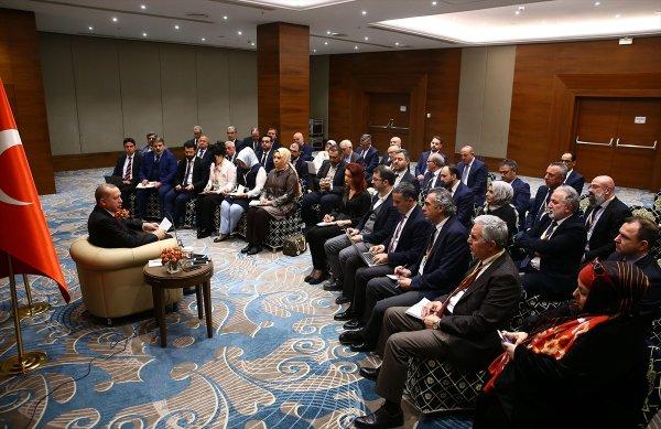Cumhurbaşkanı Erdoğan'ın Afrika turu açıklamaları