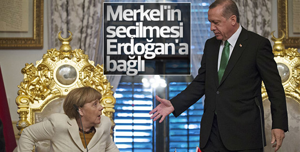 Financial Times: Erdoğan Merkel'in seçilmesini etkileyecek