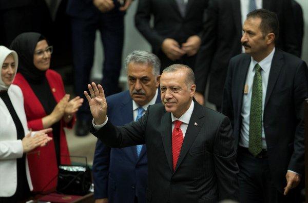 Erdoğan'dan AK Parti'ye dava mesajı