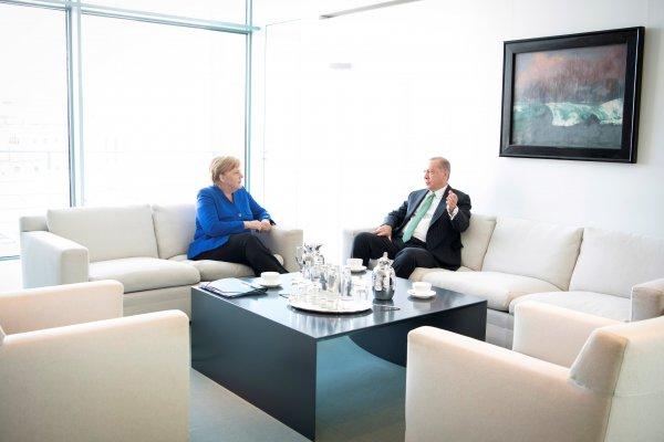 Alman medyası Erdoğan´ın ziyaretini değerlendirdi