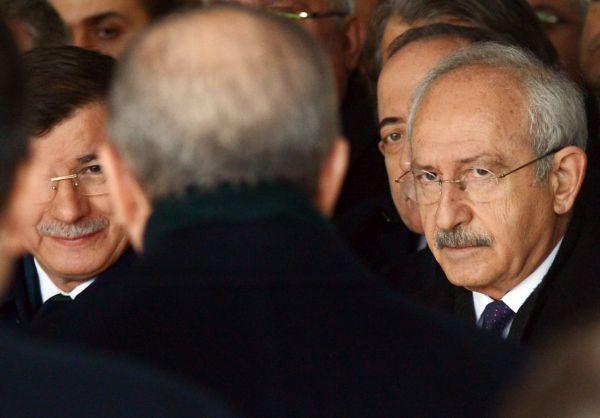 Kılıçdaroğlu'nun Erdoğan'a bakışı