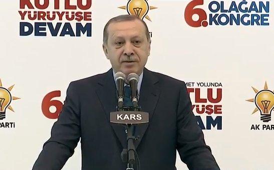 Cumhurbaşkanı Erdoğan ABD'deki davayla ilgili net konuştu