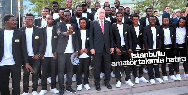 İstanbul'un futbol takımı: Afrika Dostluk Spor