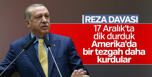 Cumhurbaşkanı Erdoğan: ABD'de tezgah kurdular