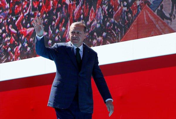 Başkan Erdoğan'ın ziyaret edeceği iller