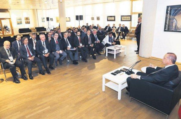 Donald Trump, Erdoğan'dan FETÖ'cülerin isimlerini istedi