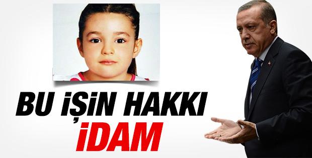 Başbakan Erdoğan'dan idam yorumu İZLE